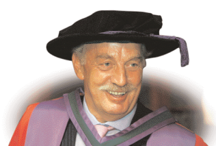 Dermot Desmond degree
