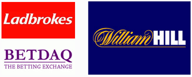 Ladbrokes betdaq william hill