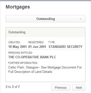 Celtic park mortgage