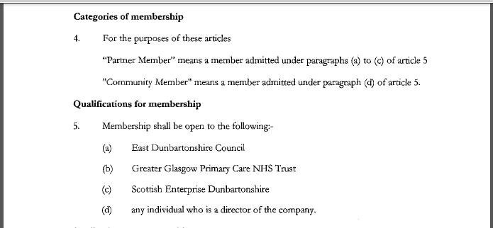 Membership LI
