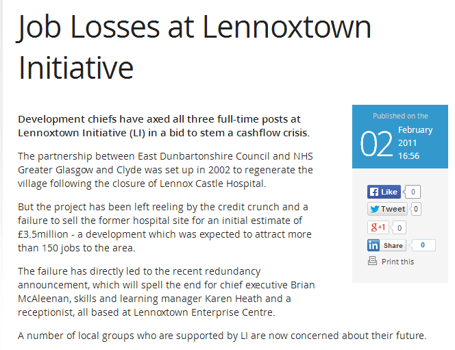KH LI job losses