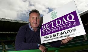 McAnally betdaq ambassador Celtic