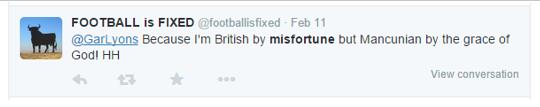 fif british by misfortune