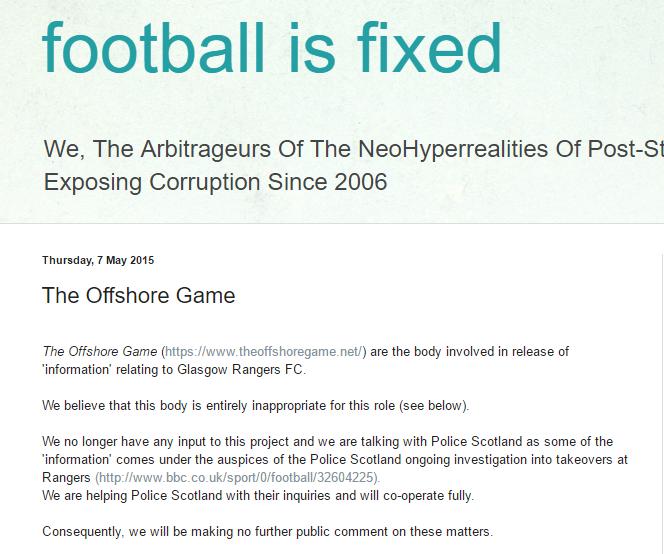 footballisfixed offshore game 1