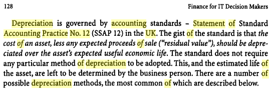 Statement of Standard Accounting Practice 12