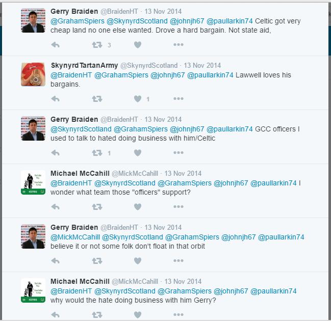 Braiden tweets Lawwell 1