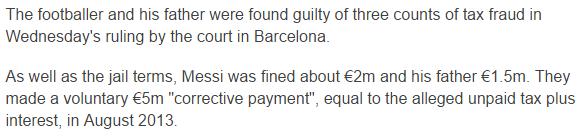 Lionel Messi tax fraud 3