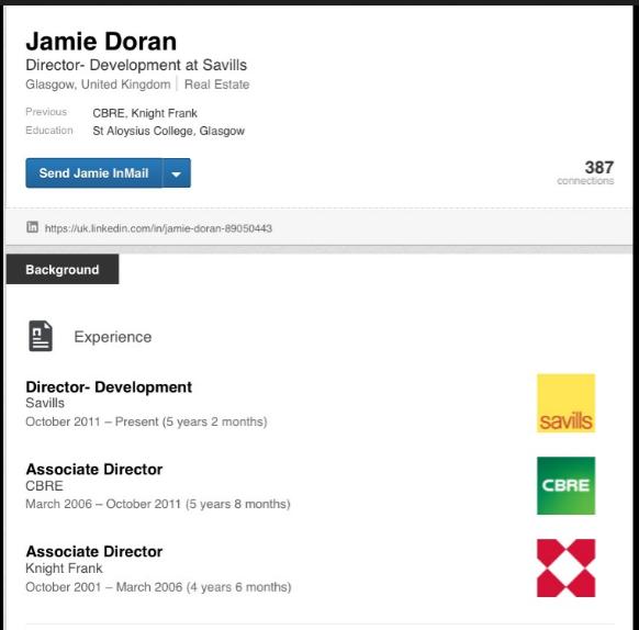 jamie-doran-savill-linkedin-profile