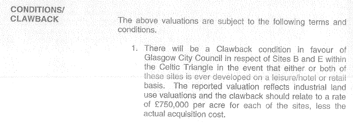 Savills ignores that celtic is a special purchaser district valuer savills ignores that celtic is a special purchaser district valuer recommended clawback on hotel site footballtaxhavens platinumwayz