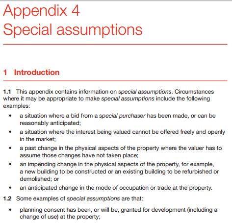 rics-2012-special-assumptions