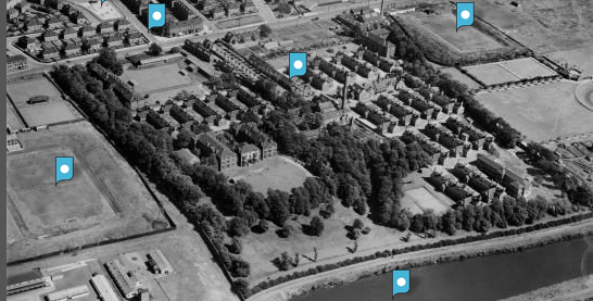 belvidere-hospital-aerial-view