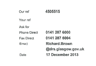 Brown FoI December 2013 2 geotechnical reports 1