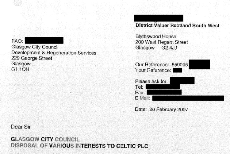 DV February 2007 last letter