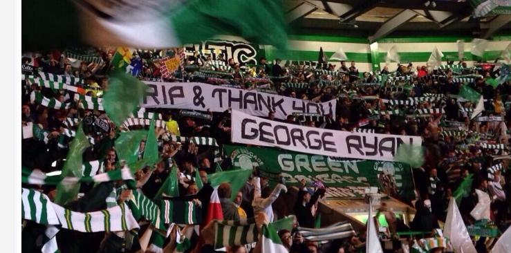 George Ryan banner