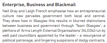 Gray French summary Scottish Left review