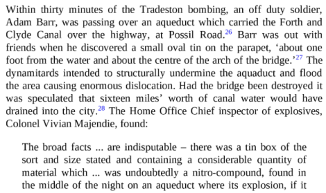 Glasgow fenian bombings 2